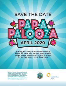 Pap-A-Palooza
